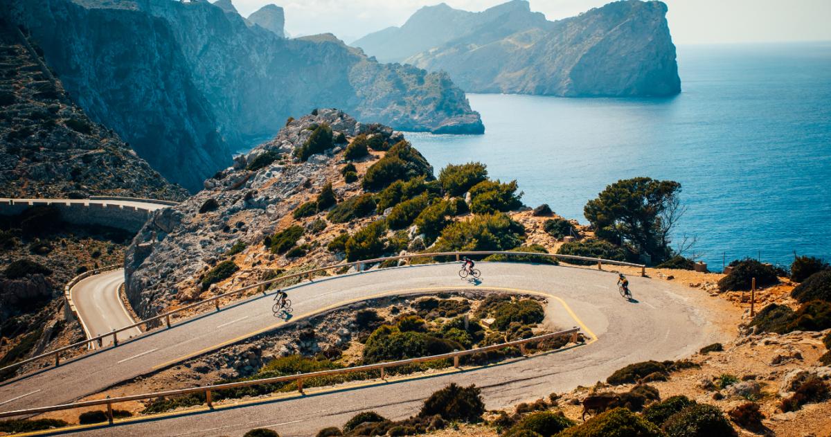 Veganer Urlaub mit dem Rennrad auf Mallorca