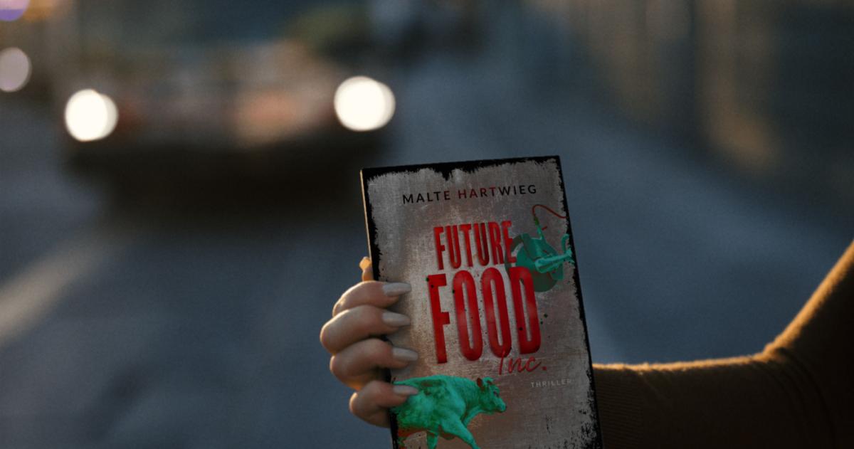 Malte Hartwieg - Future Food Inc. - Pageturner für Tierfreunde